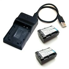 Battery / USB Charger For Sony NP-FV30 NP-FV40 NP-FV50 BC-TRP BC-TRV BC-VH1 new