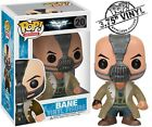 FUNKO POP HEROES THE DARK KNIGHT RISES #20 BANE~RARE RETIRED VINYL~FAST POST 🌈