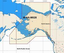 C-Map W49  MAX  M-NA-M028  WIDE AREA ALASKA CHART C-CARD