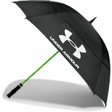 "NEW Under Armour Double Canopy 68"" Umbrella - Drummond Golf"