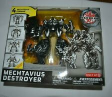 BAKUGAN MECHTANIUM SURGE MECHTAVIUS DESTROYER TARGET EXCLUSIVE SEALED !!