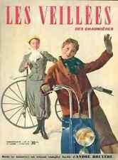 BRIGITTE BARDOT BB rare Full-Cover 27 1954 Elle Les Veillées des Chaumières