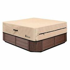 pool spa part Hot Tub Outdoor Cover Cap and Hot Tub Cover, 93'x93'x20'