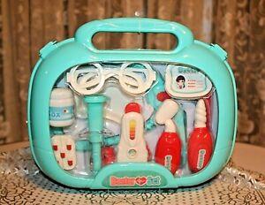 Pretend Play Medical Doctor Nurse Toy Kit Set - NEW!
