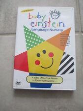 Disney Baby Einstein Language Nursery DVD