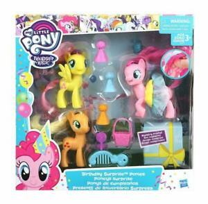My Little Pony Birthday Surprise Ponies with Mystery Friend Toys R Us Exclusive