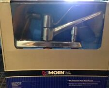 Moen Kitchen Faucet with Spray and Soap