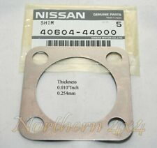 GENUINE Nissan Patrol GQ GU Y60 Y61 Swivel Bearing Shim 0.254mm 0.010'' Inch