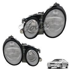 Scheinwerfer H7-H7 rechts+links Set Satz Paar Mercedes CLK C208 W208 97-02 NEU