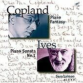 Aaron COPLAND Charles IVES Piano Works CD MODE Sara LAIMON