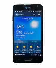 Boost Mobile LG Realm LS620-4GB(Black)(Included Free $35.00 Unlimited Plan)