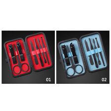 Kit de herramientas cortador de uñas pedicura manicura 7 Uds.