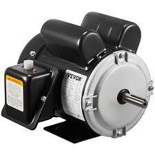 15hp Electric Motor 56 Frame Single Phase 3450rpm Tefc 58 Shaft General 2pole