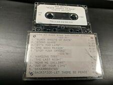 Bob Mould - Black Sheets of Rain Cassette Tape Promo