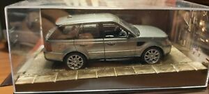 "Range Rover Sport collection presse ""Voitures de James Bond 007""  - en 1/43"