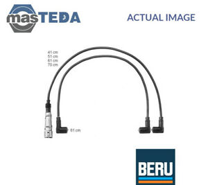 BERU IGNITION CABLE SET LEADS KIT ZEF716 I NEW OE REPLACEMENT