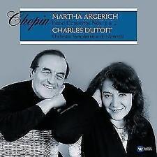 Klavierkonzerte 1 & 2 von Charles Dutoit,OSM,Martha Argerich (2017)