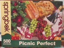 PICNIC PERFECT - Complete - SPRINGBOK PUZZLE