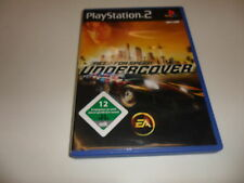 PLAYSTATION 2 Need for Speed: Undercover