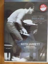 Keith Jarrett - Directions - In The Charles Lloyd Mood (DVD, 2004) UK.FREE POST.