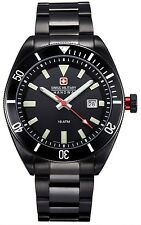Swiss Military Hanowa Skipper 06-5214.13.007 100m WR Gents 5yr GAR RRP £ 249