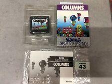 Sega Game Gear Columns Boxed