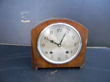 Walnut Antique Clocks with Chimes