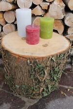 Hartholzstamm # o 32 cm # Holzstamm Baumstamm Kratzbaum Skulptur Holz Katzenbaum