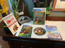 Donkey Kong Country Returns PRISTINE Disc Nintendo Wii 2010 Complete +Manual