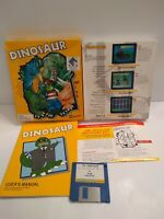 Dinosaur Discovery Kit Game for Commodore Amiga Collectors - Very Good