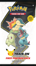 More details for pokemon 25th anniversary johto first partner pack - collectors pack - uk seller