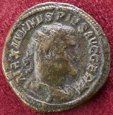 Roman Brass Dupondius Maximinus I AD 236-238 (C2204)