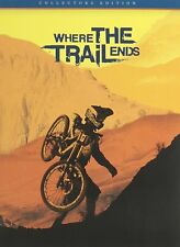 WHERE THE TRAIL ENDS DVD Collector's Edition-Mountain Bikers 3 in 1 SEALED