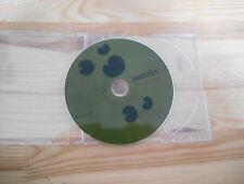 CD Pop Mattafix - Living Dafur (1 Song) Promo EMI BUDDHIST PUNK disc only