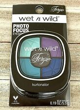Wet N Wild Fergie Photo Focus #A032 MALDIVES SKY Eyeshadow NEW