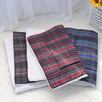 Warm Soft Cozy Pet Bed Cushion Pad Dog Cage Kennel Crate Mat Machine Washable