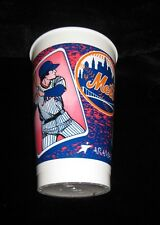 New York Mets Souvenir Collectors CUP soda beer 1996 Shea Stadium NY