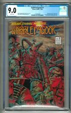 Gobbledygook #1 (1986) CGC 9.0 White Pages  Eastman - Laird - Hatten - Dooney