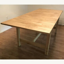 Ikea Norden extendable dining table
