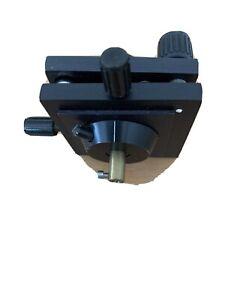 Newport FPR-2A Fiber Optics Positioner With Fiber Holder