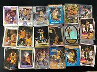 1987-2020 MAGIC JOHNSON Basketball Lot of 25 Cards No Dupes INSERTS / BASE