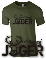 Original Jäger T-Shirt jagen hunt Jägerin hunting Hunter Geschenk Rehbock Reh