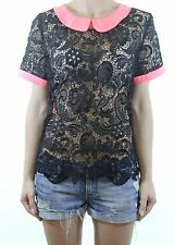 Polyester Paisley Regular Classic Tops & Shirts for Women