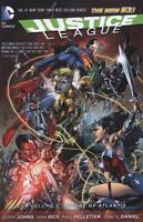 Justice League Vol. 3: Throne of Atlantis [The New 52] Johns, Geoff Good
