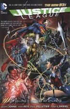 Throne of Atlantis Vol. 3 by Jeff Lemire and Geoff Johns (2014, Paperback)