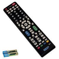 HQRP Remote Control for Sharp LC-39LE551U LC-48LE551U LC-80LE650U