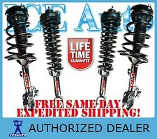 FCS Complete Loaded FRONT & REAR Struts & Springs for 00-11 IMPALA POLICE & TAXI
