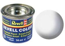 REVELL bianco, Seta Opaco RAL 9010 14 ML-dose