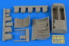 Aires 1/32 F-104G/S Starfighter Electronics & Ammunition Bay for Italeri # 2208