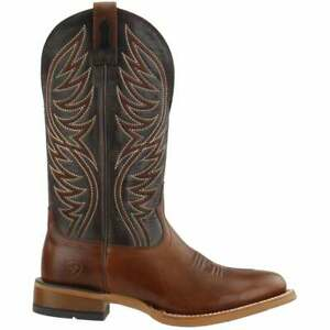 Ariat Slick Fork Round Toe   Mens  Boots   Mid Calf  - Red